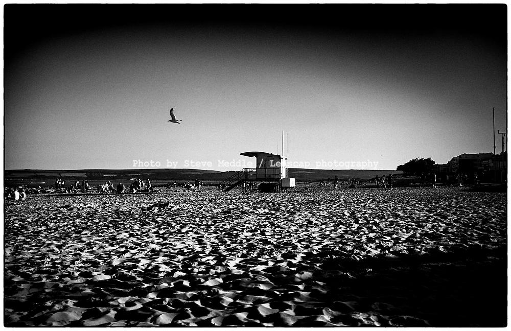 Sandbanks, Dorset, England, August - 2020