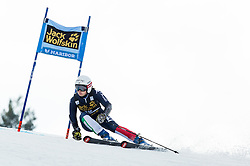 Irene Curtoni (ITA) competes during 7th Ladies' Giant slalom at 52nd Golden Fox - Maribor of Audi FIS Ski World Cup 2015/16, on January 30, 2016 in Pohorje, Maribor, Slovenia. Photo by Vid Ponikvar / Sportida