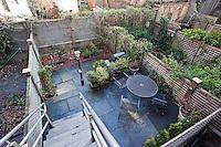 Garden at 145 West 87th Street