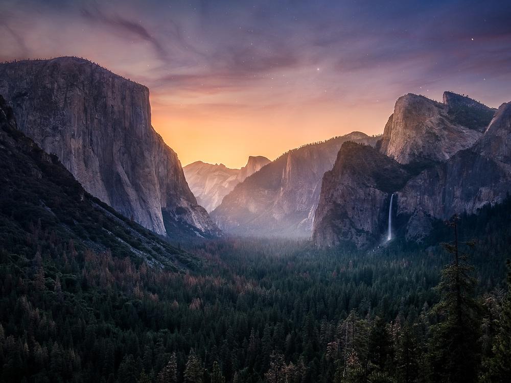 Yosemite NP, June 2016.