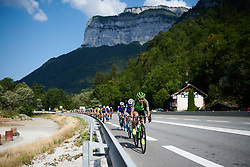 Anouska Koster (NED) at La Course by Le Tour de France 2018, a 112.5 km road race from Annecy to Le Grand Bornand, France on July 17, 2018. Photo by Sean Robinson/velofocus.com