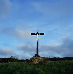 Aug. 23, 2012 - Crucifix monument (Credit Image: © Image Source/ZUMAPRESS.com)