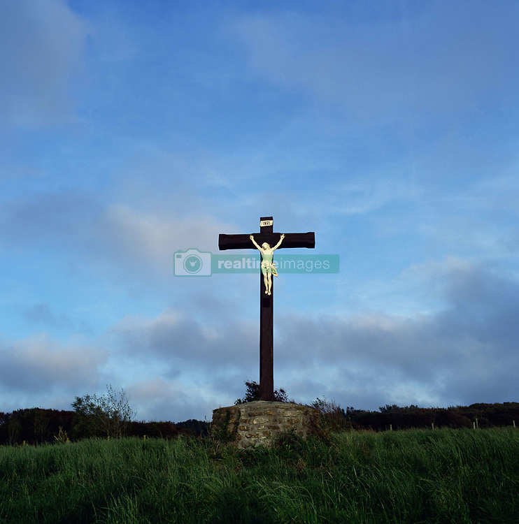 Aug. 23, 2012 - Crucifix monument (Credit Image: © Image Source/ZUMAPRESS.com)