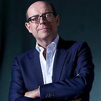 Nick Robinson, the BBC's political editor  at the Edinburgh International Book Festival 2015. Edinburgh, Scotland. 20th August 2015 <br /> <br /> <br /> Photograph by Gary Doak/Writer Pictures<br /> <br /> WORLD RIGHTS