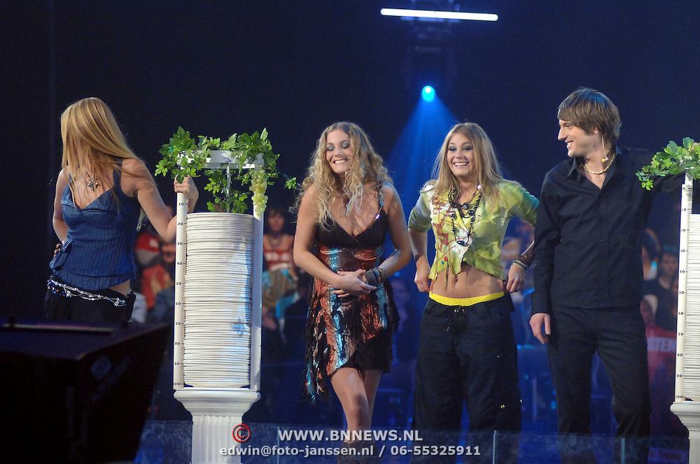 NLD/Amsterdam/20060312 - Nationaal Songfestival 2006, Treble