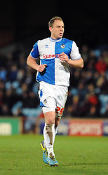 Bristol Rovers' Mark McChrystal - Photo mandatory by-line: Dougie Allward/JMP - Tel: Mobile: 07966 386802 25/02/2014 - SPORT - FOOTBALL - Scunthorpe - Glanford Park - Scunthorpe United v Bristol Rovers - Sky Bet League Two