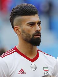 Ramin Rezaeian of IR Iran