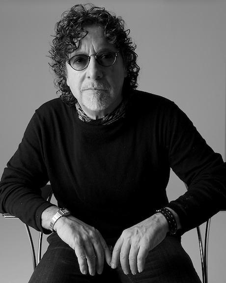 Portrait of fine art photographer, Robert Farber