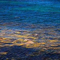 North America, Canada, Nova Scotia, Little Dover. Waters along the Atlantic shoreline of Nova Scotia.