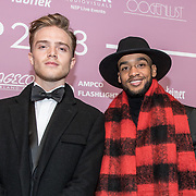 NLD/Amsterdam/20180213 - Edison Pop Awards 2018, Samuel Leijten