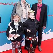 NLD/Amsterdam/20160117 - Premiere Woezel & Pip Op zoek naar de Sloddervos !, Rijk Aardse en ouders