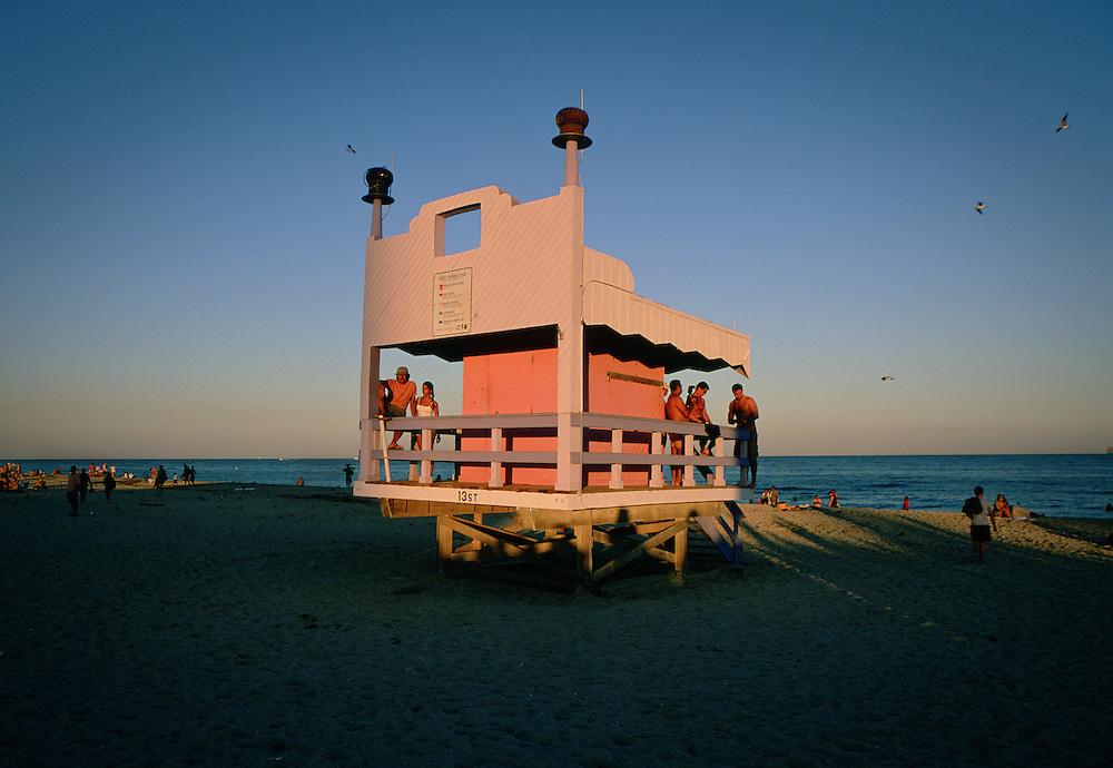 Miami Beach, FL, United States.