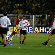 Fenerbahce's and Kayserispor's during their Turkish super league soccer match Fenerbahce between Kayserispor at the Sukru Saracaoglu stadium in Istanbul Turkey on Sunday 13 March 2016. Photo by Kurtulus YILMAZ/TURKPIX