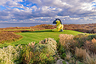 """""""Untitled (Lamp/Bear)"""" by Urs Fischer, Andy Warhol's former home.Old Montauk Hwy, Montauk,  New York"""