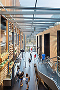 Duke University West Student Union | Grimshaw Architects | Durham, North Carolina