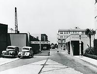 1941 RKO Radio Pictures Studio