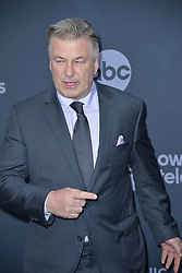 May 14, 2019 - New York, NY, USA - May 14, 2019  New York City..Alec Baldwin attending Walt Disney Television Upfront presentation party arrivals at Tavern on the Green on May 14, 2019 in New York City. (Credit Image: © Kristin Callahan/Ace Pictures via ZUMA Press)