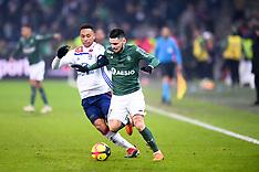Saint Etienne vs Lyon - 20 Jan 2019