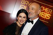 """Heiner Lauterbach mit seiner Ehefrau bei der Verleihung vom 41. """"Bayerischen Filmpreis 2019"""""""
