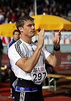 Friidrett, 19. august 205, Golden League, Andreas Thorkildsen (NOR),