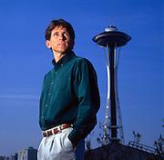 Russell Daggatt, President of Teledesic in Seattle Washington.