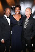 l to r: Gary L. Lampley, Harriett Cole, and Gilles Bensimon at The BRAG 38th Annual Scholarship & Awards Dinner Dance held at Cipraini- Wall Street on October 17, 2008 in New York City ..BRAG?s Annual Scholarship and Awards Dinner Gala highlights the achievements of distinguished leaders in retail and related industries who believe and support the BRAG vision.  It also provides financial scholarships to deserving students who exhibit financial need.  BRAG, through this event, offers its members networking opportunities, introduces its members to CEOs and other senior corporate executives, and supports professional development. The Gala also serves as the organization's key fundraising event for its scholarship, mentoring, and training program