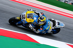September 7, 2018 - 12 THOMAS LUTHI from Switzerland, Estrella Galicia 0,0 Marc VDS, Honda, Gran Premio Octo di San Marino e della Riviera di Rimini, during the Friday FP2 at the Marco Simoncelli World Circuit for the 13th round of MotoGP World Championship, from September 7th to 9th, 2018. (Credit Image: © AFP7 via ZUMA Wire)