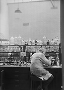 In the Research Lab, The Distillers Company, England, 1931