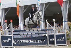 Greve Willem, NED, Gogo<br /> Final 7 years  old Horses<br /> Zangersheide FEI World Breeding Jumping Championship 2018<br /> © Hippo Foto - Julien Counet