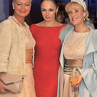 Pictured at the Christmas in Killarney Fashion Show in the Aghadoe Heights Hotel on Thursday night were from left, Olivia Wall, Norma O'Donoghue and Clare Murphy, Tralee.<br /> Picture by Don MacMonagle<br /> <br /> PR Photo from CIK