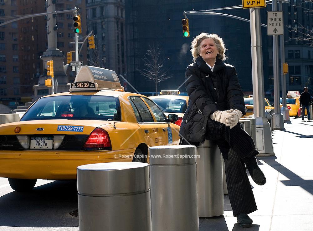 The legendary Anja Slija, a native of Berlin is now performing now at the Metropolitan Opera. Feb. 9, 2007.