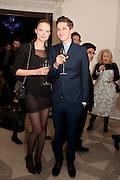NATY CHABANENKO; MARK HAMPTON, Wallpaper Design Awards 2012. 10 Trinity Square<br /> London,  11 January 2011.