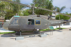 UH-1H Huey At War Museum
