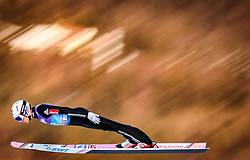 31.12.2017, Olympiaschanze, Garmisch Partenkirchen, GER, FIS Weltcup Ski Sprung, Vierschanzentournee, Garmisch Partenkirchen, Qualifikation, im Bild JohannAndre Forfang (NOR) // JohannAndre Forfang of Norway during his Qualification Jump for the Four Hills Tournament of FIS Ski Jumping World Cup at the Olympiaschanze in Garmisch Partenkirchen, Germany on 2017/12/31. EXPA Pictures © 2018, PhotoCredit: EXPA/ JFK