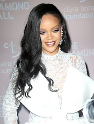 Rihanna at there 4th Annual Diamond Ball in New York. 13 Sep 2018 Pictured: Rihanna. Photo credit: MEGA TheMegaAgency.com +1 888 505 6342