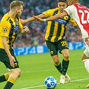 NLD/Amsterdam/20180919 - Ajax - AEK, nr 22 Hakim Ziyech