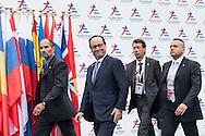 ASEM,President of the Repuplic, Francois Hollande