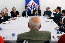 José Fortunati participa de reunião com lideranças políticas do PP - Partido Progressista. FOTO: Jefferson Bernardes/Preview.com