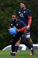 Rugby Union - 2020 Six Nations Championship - England Training Session & Press Conference pre-Ireland<br /> <br /> England's Beno Obano, at Pennyhill Park Hotel.<br /> <br /> COLORSPORT/ASHLEY WESTERN