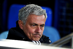 Manchester United manager Jose Mourinho - Mandatory by-line: Matt McNulty/JMP - 04/12/2016 - FOOTBALL - Goodison Park - Liverpool, England - Everton v Manchester United - Premier League