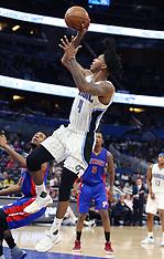 Detroit Pistons vs Orlando Magic - 12 April 2017