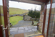 27th February 2017<br /> Bracken Beck holiday cottage, Garsdale, Yorkshire Dales National Park.