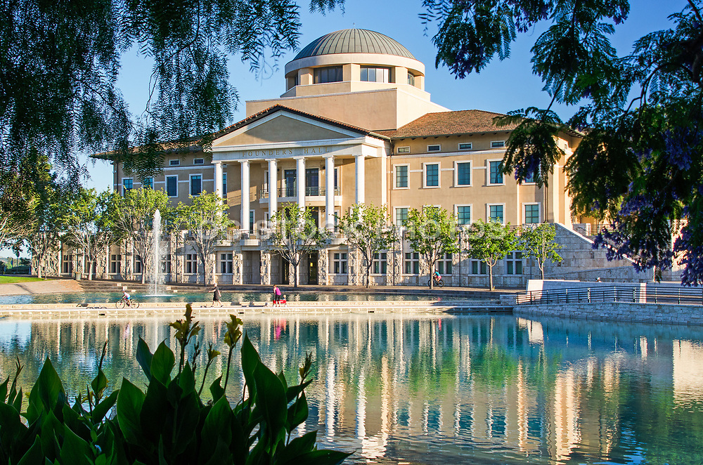 Founders Hall Soka University Aliso Viejo