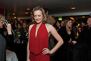 Elisabeth Moss following the press night of 'The Children's Hour' at Comedy Theatre. Afterparty Penthouse Leicester Sq. London. 9 February 2011. -DO NOT ARCHIVE-© Copyright Photograph by Dafydd Jones. 248 Clapham Rd. London SW9 0PZ. Tel 0207 820 0771. www.dafjones.com.