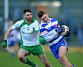 Navan O'Mahony's v Emmet Og - Leinster Club SFC 2015