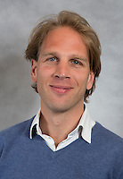 NIEUWEGEIN - Martijn Elffers KNHB medewerkers en organisatie WK Hockey 2014. FOTO KOEN SUYK