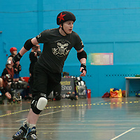Teetown take on Blunderbirds Are Go at the MRD Sevens Tournament, Salford University Sports Centre, 2018-03-04
