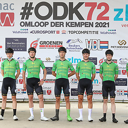VELDHOVEN (NED) July 3: <br />CYCLING <br />The first race of the Schwalbe Topcompetition John Deere-NWVG