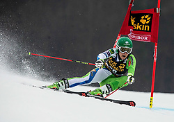 ROBNIK Tina of Slovenia competes during the 6th Ladies'  GiantSlalom at 55th Golden Fox - Maribor of Audi FIS Ski World Cup 2018/19, on February 1, 2019 in Pohorje, Maribor, Slovenia. Photo by Vid Ponikvar / Sportida