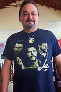 Che t-shirt in Gibara, Holguin, Cuba.